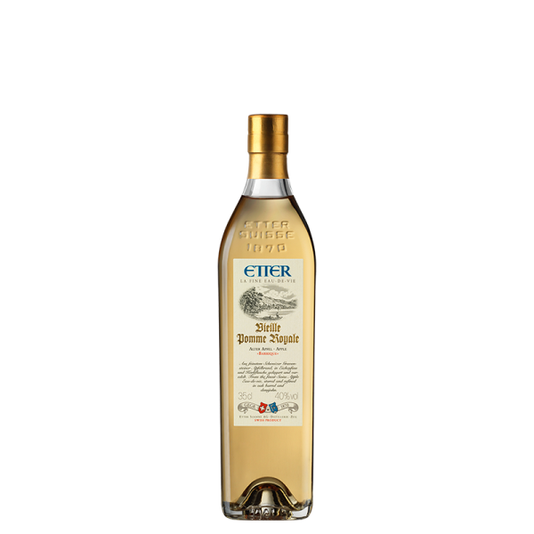 Original Etter Vieille Pomme Royale / Alter Apfel 35cl, 40% Vol.