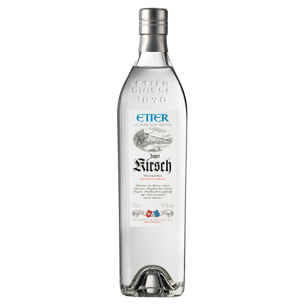 Original Etter Zuger Kirsch 70cl, 41% vol