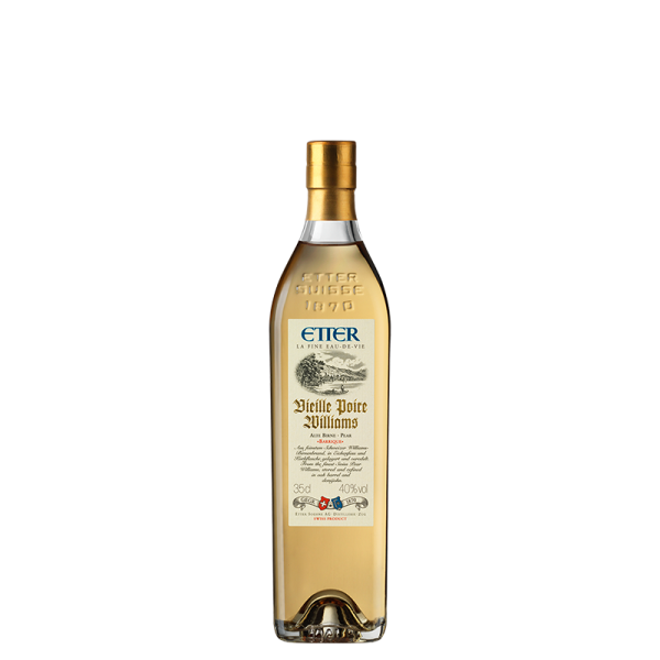 Original Etter Vieille Poire Williams 35cl, 40% Vol.