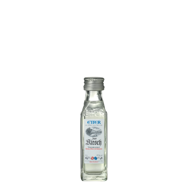 Miniature Etter Zuger Kirsch 2cl, 41% Vol.