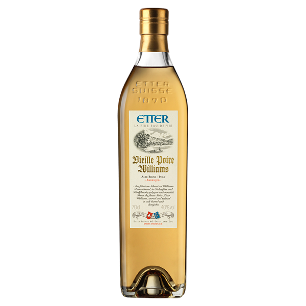 Original Etter Vieille Poire / Pear Williams 70cl, 40% vol