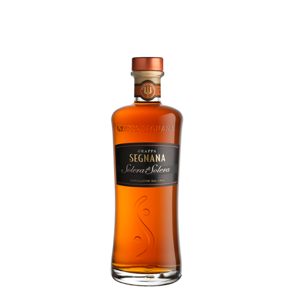 Grappa Solera di Solera Barrique Segnana 70cl, 42% vol
