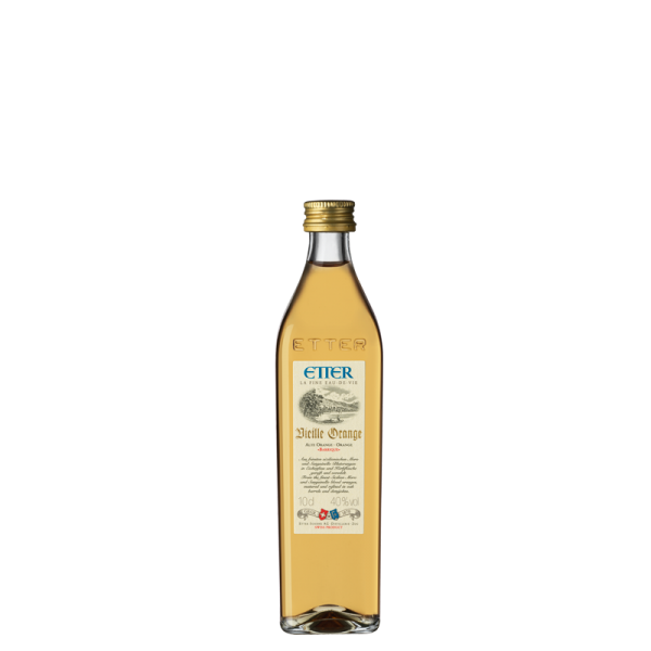 Original Etter Vieille Orange 10cl, 40% Vol.