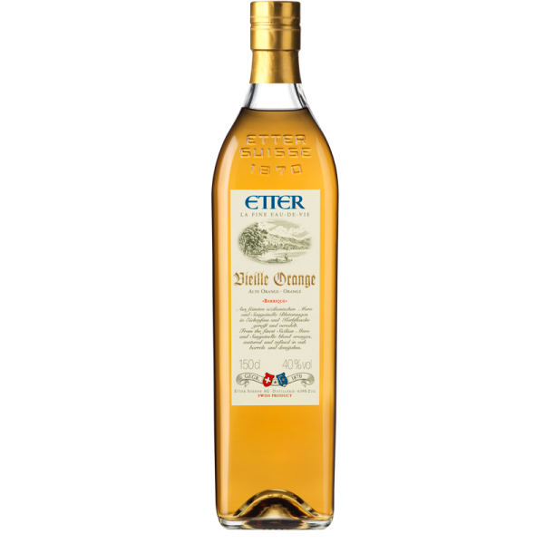 Original Etter Vieille Orange 150cl, 40% vol