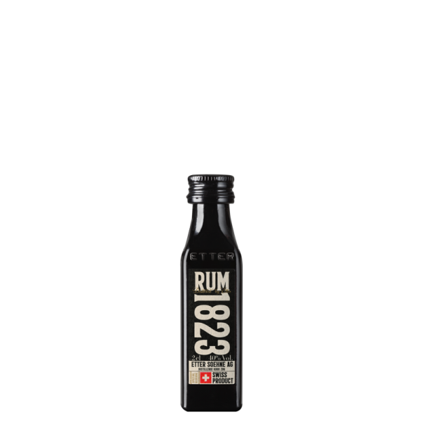 RUM1823 Miniature - Swiss Rum 2cl, 40% vol.