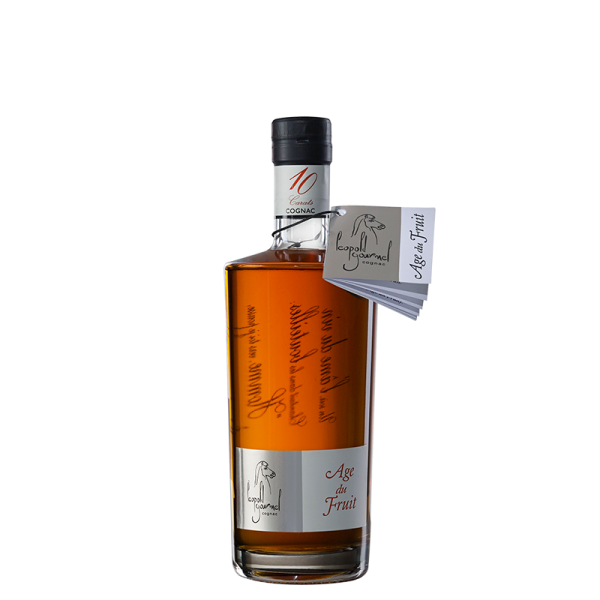 Cognac Gourmel Age du fruit 70cl, 41% vol