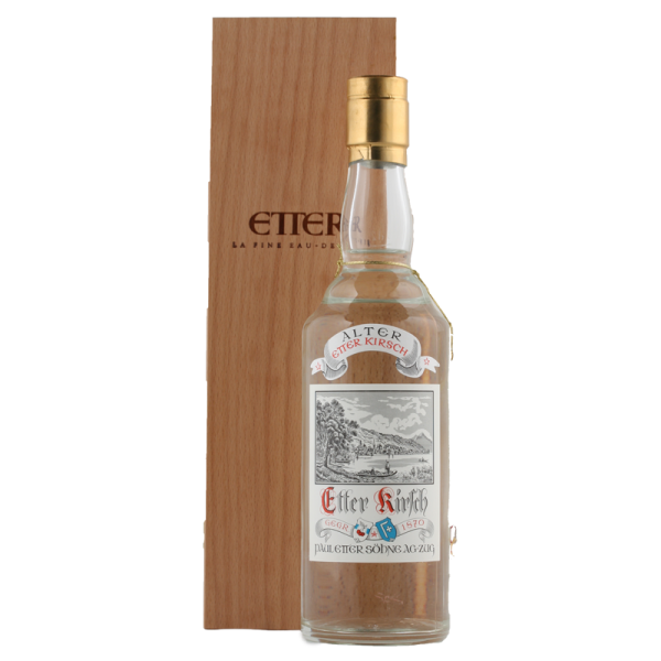 Alter Etter Zuger Kirsch 1969 50cl, 42% Vol.